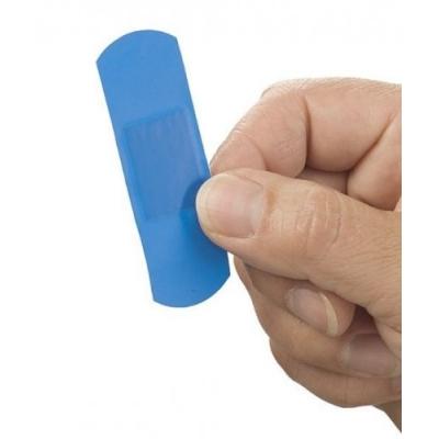 Пластырь детектируемый           (blue detectable)