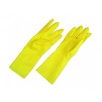 Перчатки хозяйственные  с ворсовым напылением  (1-й класс)
