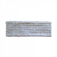 МОП плоский КОМБИ, 40х13 см, микрофибра+хлопок