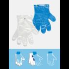 Перчатки полиэтиленовые отрывные
